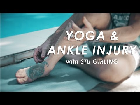 Yoga and Ankle Pain/Injury/Flat Foot Treatment