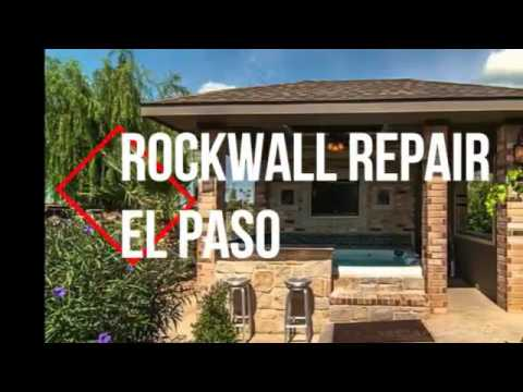 Rockwall Repair El Paso TX 915 213 2546