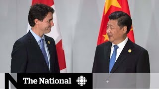 Tightrope diplomacy: Options weighed as China detains 2 Canadians after Huawei CFO arrest