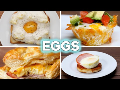 5 Egg Recipes For Breakfast Lovers
