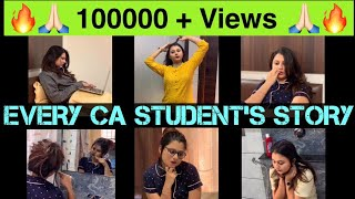 How a CA student's BRAIN works | The CA Show