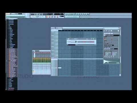 FL Studio Tutorial- Make short samples last a long time using Loop Points
