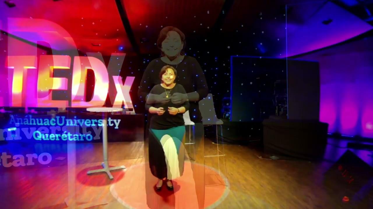 ¿Se puede ser feliz en medio del dolor? | Beatriz Sosa Gutiérrez | TEDxAnáhuacUniversityQuerétaro