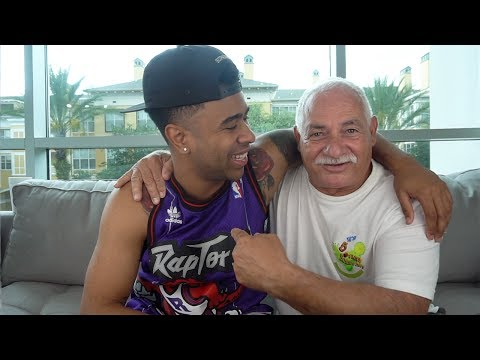 MEET THE PERSON WHO CHANGED MY LIFE.......(ADOPTIVE DAD)