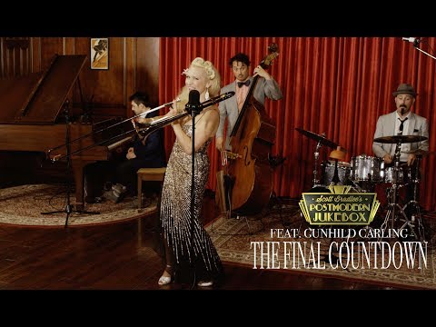 The Final Countdown - Europe (Vintage Cabaret Cover) ft. Gunhild Carling