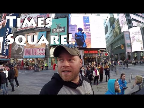 NYC ~ Times Square, Wall Street, Rockefeller, & More