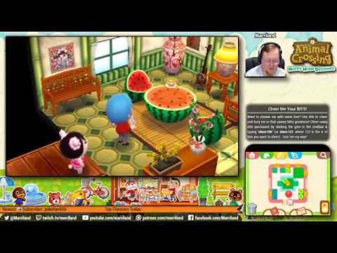 Animal Crossing: Happy Home Designer • Pekoe's House • August 19 • (STREAM ARCHIVE)