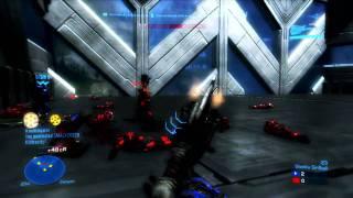Halo Reach: Amazing Clip!