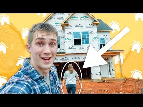 SURPRISE BIRTHDAY GIFT! He Bought Her A House!!!