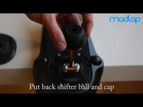 Usb adapter for logitech shifters and pedals - Logitech