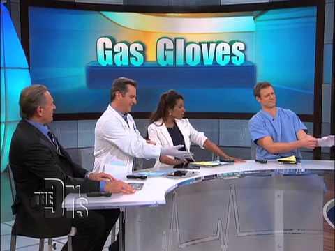 Gas Gloves Medical Course