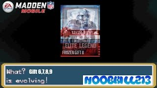 HUGE MYSTERY GIFT OPENING! - Madden Mobile 16 | Music Jinni