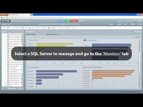 Microsoft SQL Server monitoring: adding additional performance monitors