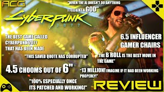 """Cyberpunk 2077 Review """"Buy, Wait for Sale, Uhmm"""""""