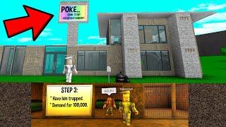 I Found A CHEAP Restaurant, But He Had An EVIL Plan.. (Roblox)