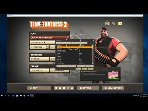 How To Change Shadow Detail Quality In TF2