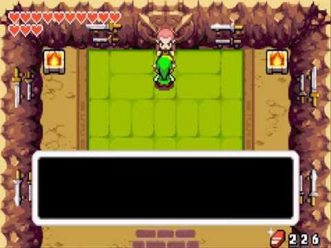 Lets Play The Legend of Zelda: The Minish Cap [30] Tiger Scrolls