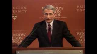 """Anthony Fauci - """"Ending the HIV/AIDS Pandemic"""""""
