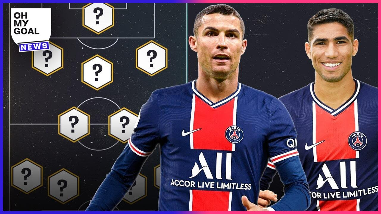 PSG's likely line-up for next season with 5 potential new signings | Oh My Goal