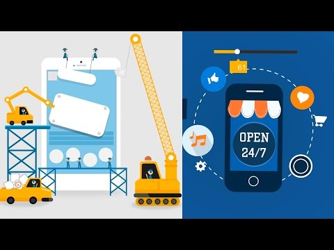 Order an Animated Explainer Video about Mobile Apps - rocketavideo.com