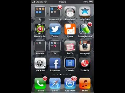 İphone 3gs free ram (ram kullanımı)