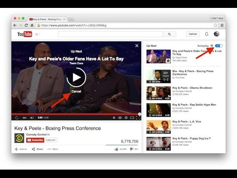 How To Disable The New Autoplay Feature On YouTube 2015