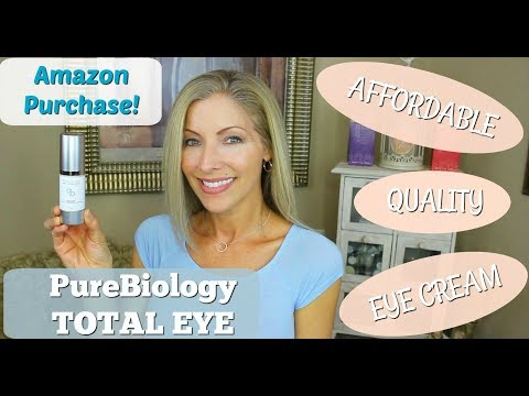Affordable Anti-Aging Eye Cream Must Have! - PureBiology