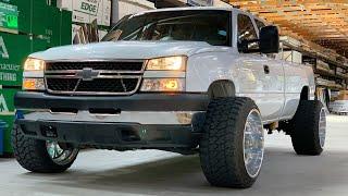 I sold 3 of my trucks to buy something lol
