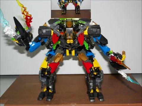 LEGO Pacific Rim MOC promo