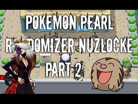 Pokemon Pearl Randomizer Nuzlocke Part 2: Queef and Salad