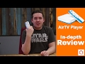 AirTV Player 2017 Review | Unboxing | Demo - SlingTV Player