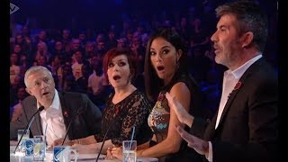 The Judges GANG-UP on Louis Walsh in Clash Over Sam Black