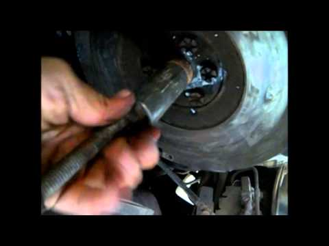 Ford Ranger clutch change pt 6