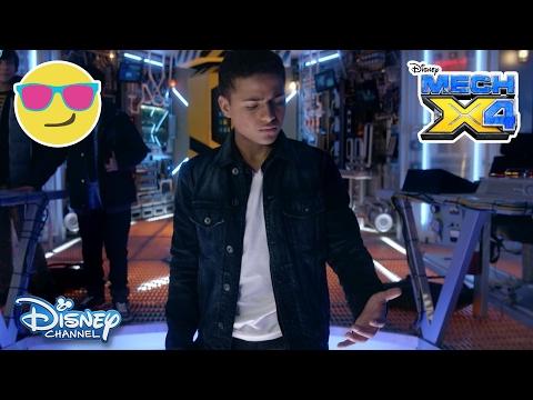 Mech-X4 | Let's Call It Mech-X4! | Official Disney Channel UK