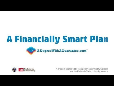 A Financially Smart Plan - Associate Degree for Transfer