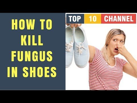 How to Kill Fungus in Shoes | How To Remove Fungus From Shoes Naturally
