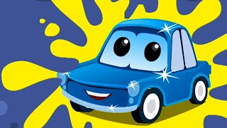 Car Wash Song for Children by Zeek and Friends | Kids Tv Channel Nursery Rhymes