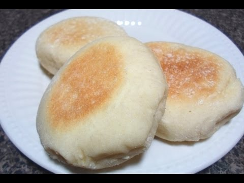 How to make English Muffins - Easy Cooking!