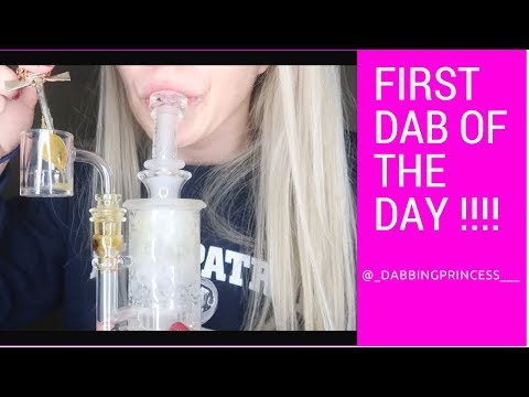 First Dab Of The Day (Gram Dab)
