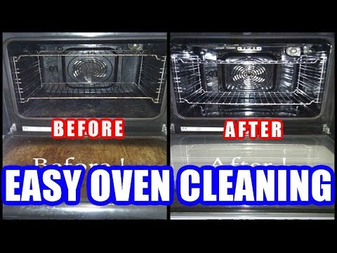 How to Clean an Oven Easily With Baking Soda & Vinegar: Oven Cleaning Instructions without Chemicals