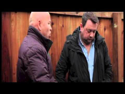 Waterlogged Gardens - HomeOwners Alliance on BBC's Don't Get Done Get Dom Part 1 of 3