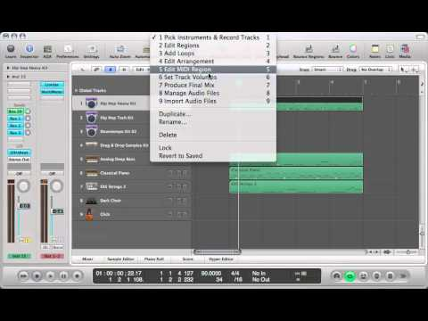 P3,How to make beats white logic,make music online,produce music software,make instrumentals online