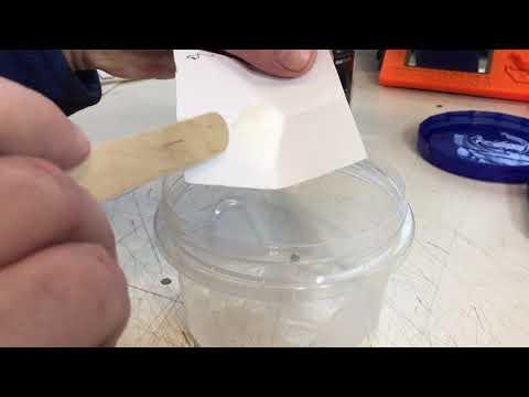 Anti-parasitic lotion formulation