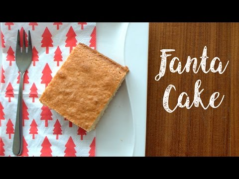 Fanta / 7Up Cake Recipe | Simple and Easy German Cake Recipe | Advent Calendar #21 | MVD