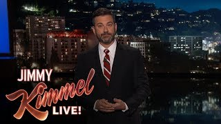 Jimmy Kimmel Fights Back Against Bill Cassidy, Lindsey Graham & Chris Christie