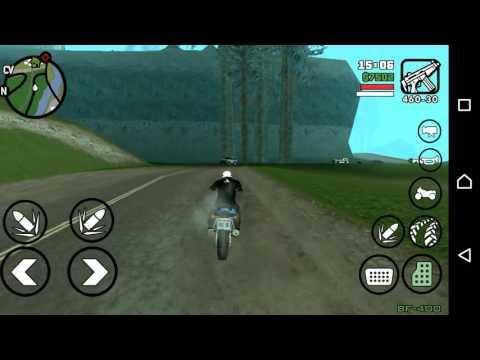 Gta sa quad bike location