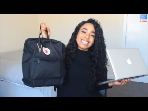 BACK TO SCHOOL HAUL + WHAT I BRING IN MY KANKEN FOR CLASS   AUGUST 2017