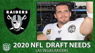 Las Vegas Raiders Draft and Free Agency Needs: Is Derek Carr the future at QB?   CBS Sports HQ