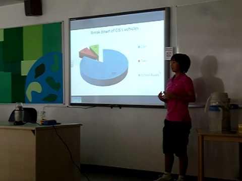 Traffic Congestion Presentation to CISPTA