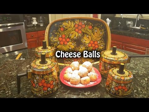 How To Make Cottage Cheese Balls - Yelena's Kitchen